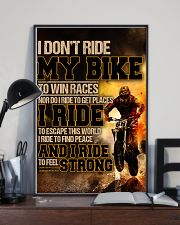 To Feel Strong 11x17 Poster lifestyle-poster-2