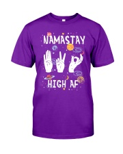 Namastay High Classic T-Shirt front