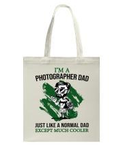 Photographer Dad  Tote Bag tile