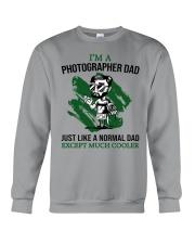 Photographer Dad  Crewneck Sweatshirt tile