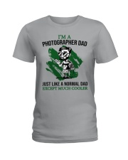 Photographer Dad  Ladies T-Shirt tile