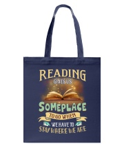 Place To Go Tote Bag tile