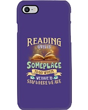 Place To Go Phone Case tile