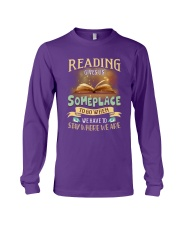 Place To Go Long Sleeve Tee tile