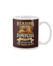 Place To Go Mug tile
