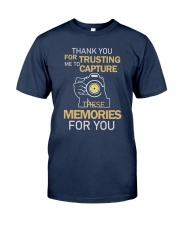 Trusting Me Classic T-Shirt front