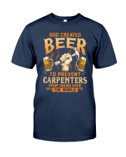 Prevent Carpenters Classic T-Shirt front