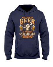 Prevent Carpenters Hooded Sweatshirt tile