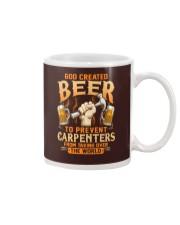 Prevent Carpenters Mug tile