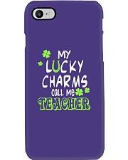 Lucky Charm Phone Case tile