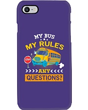 My Bus My Rules Phone Case tile