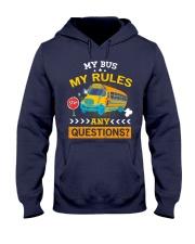 My Bus My Rules Hooded Sweatshirt tile