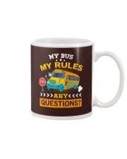 My Bus My Rules Mug tile