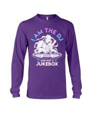 DJ Not A Jukebox Long Sleeve Tee tile