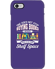 Not Stop Buying Books Phone Case tile