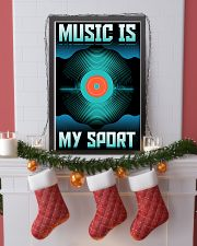 My Sport 11x17 Poster lifestyle-holiday-poster-4