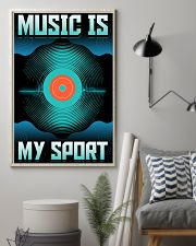 My Sport 11x17 Poster lifestyle-poster-1