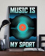 My Sport 11x17 Poster lifestyle-poster-2