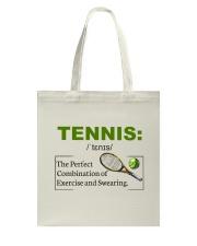 Definition Tote Bag tile