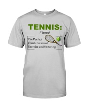 Definition Classic T-Shirt front