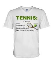 Definition V-Neck T-Shirt tile
