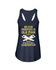 Old Carpenter Ladies Flowy Tank tile