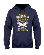 Old Carpenter Hooded Sweatshirt tile