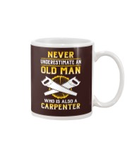 Old Carpenter Mug tile