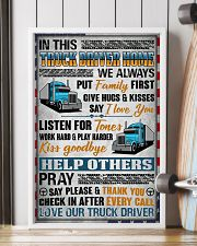 Love Our Truck Driver 11x17 Poster lifestyle-poster-4
