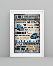 Love Our Truck Driver 11x17 Poster lifestyle-poster-5