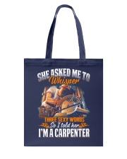 Sexy Carpenter Tote Bag tile