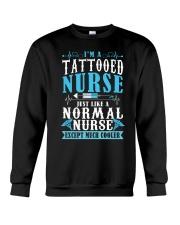Tattooed Nurse Crewneck Sweatshirt tile