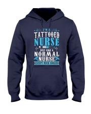 Tattooed Nurse Hooded Sweatshirt tile
