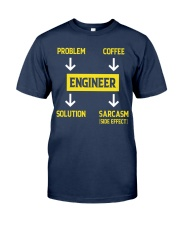 Engineer Side Effect Classic T-Shirt front