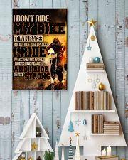 To Feel Strong 11x17 Poster lifestyle-holiday-poster-2