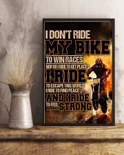 To Feel Strong 11x17 Poster lifestyle-poster-3