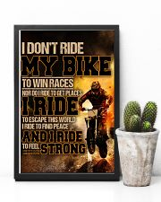 To Feel Strong 11x17 Poster lifestyle-poster-8