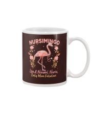 Not Like A Normal Nurse Mug tile