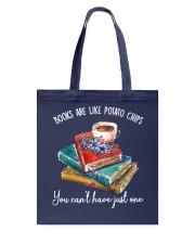 Books Are Like Tote Bag tile