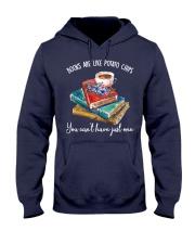 Books Are Like Hooded Sweatshirt tile