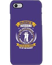Nurse's Husband Phone Case tile