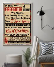 Love Our Firefighter 11x17 Poster lifestyle-poster-1