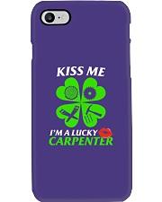 Kiss Carpenter Phone Case tile