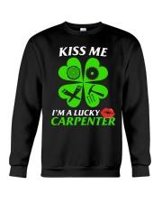 Kiss Carpenter Crewneck Sweatshirt tile