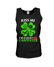 Kiss Carpenter Unisex Tank tile
