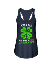 Kiss Carpenter Ladies Flowy Tank tile