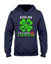 Kiss Carpenter Hooded Sweatshirt tile