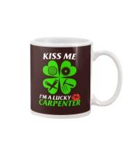 Kiss Carpenter Mug tile