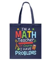 Have Problems Tote Bag tile