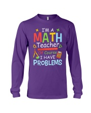 Have Problems Long Sleeve Tee tile